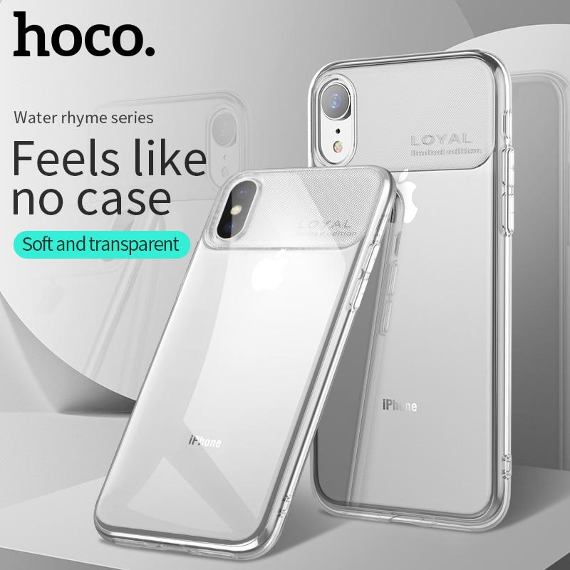Clear Soft TPU Case for iPhone XS Transparent Protective Cover Ultra thin P A3