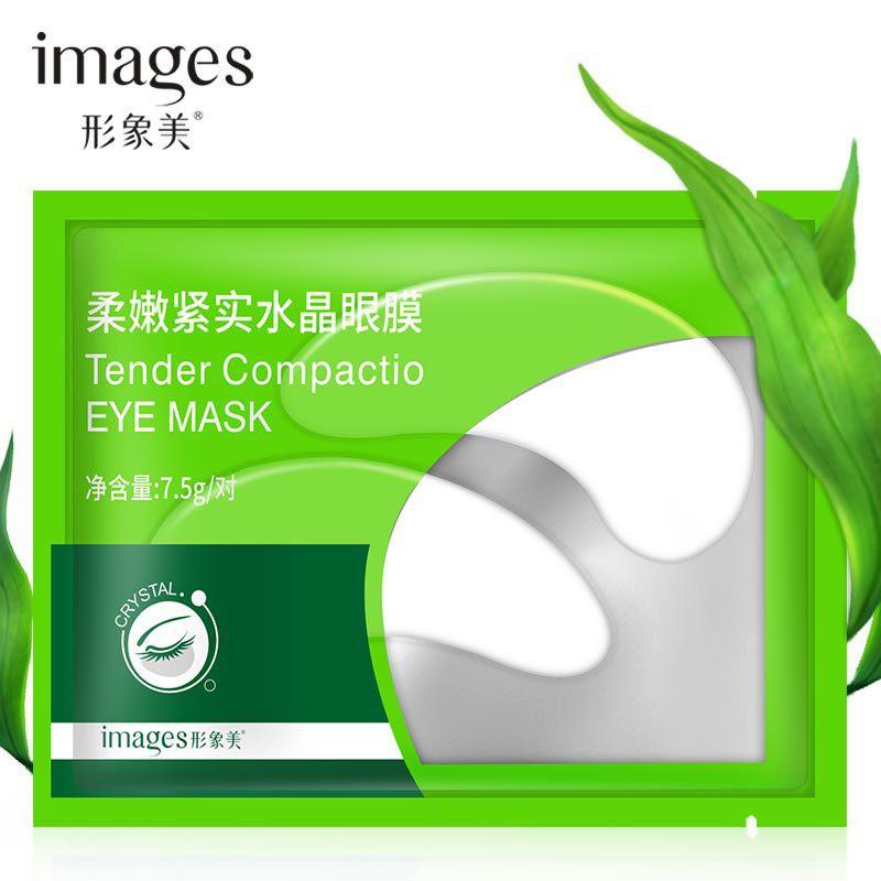 Mặt nạ dưỡng mắt Images giúp xóa quầng thâm nội địa Trung chính hãng CS26
