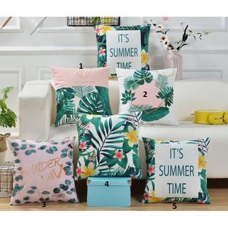 Gối tựa trang trí sofa IT SUMMER(vỏ gối chưa kèm ruột) thumbnail