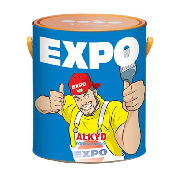 SƠN DẦU EXPO ALKYD BÓNG Lọ 70ml – EXPO ALKYD