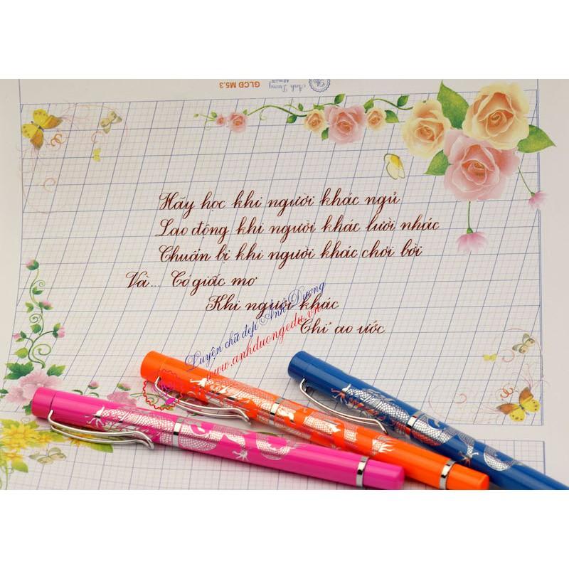 Bút mài thầy Ánh 042