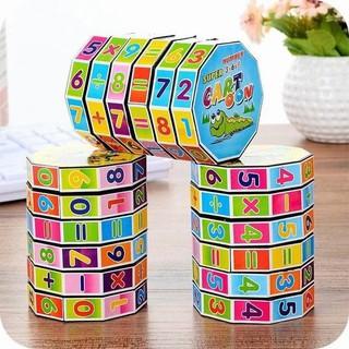 Đồ chơi rubic toán học phát triển trí tuệ cho bé