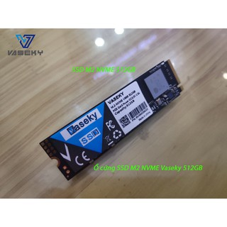 Ổ cứng ssd m2 nvme vaseky V900 - chính hãng bảo hành 36 tháng thumbnail
