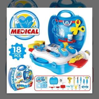 Bộ đồ chơi bác sĩ medical dream (giá xả kho)