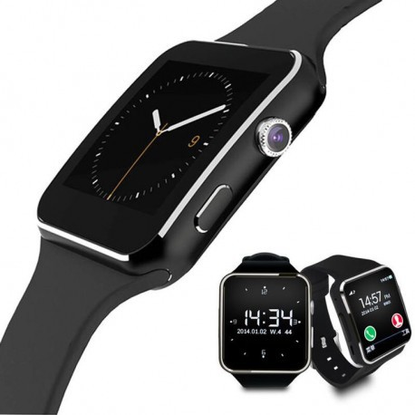 Đồng Hồ Thông Minh Smart Watch X6 Màn Hình Cong cao cấp - mẫu mới hot nhất hiện nay - 3593342 , 1168676368 , 322_1168676368 , 298000 , Dong-Ho-Thong-Minh-Smart-Watch-X6-Man-Hinh-Cong-cao-cap-mau-moi-hot-nhat-hien-nay-322_1168676368 , shopee.vn , Đồng Hồ Thông Minh Smart Watch X6 Màn Hình Cong cao cấp - mẫu mới hot nhất hiện nay