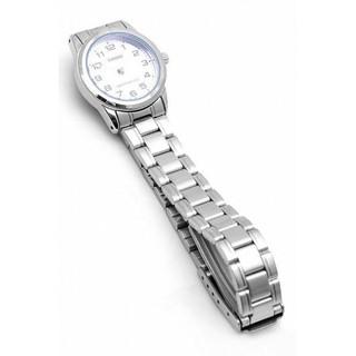 Đồng hồ nữ dây kim loại Casio Anh Khuê LTP-V001D-7BUDF