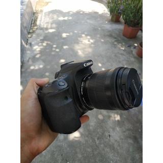 Máy ảnh Canon EOS 60D kèm lens 18-55mm thumbnail