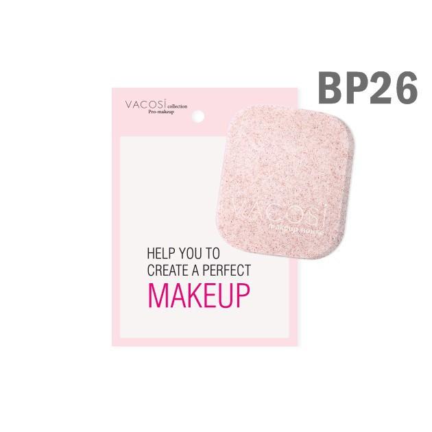 Hàng Chính Hãng> Bông rửa mặt bọt biển Vacosi BP26 - Dụng cụ chăm sóc da mặt  | Haxaki.Com