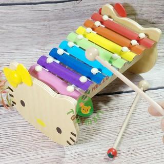 Đồ chơi đàn gõ hình Hello kitty – T161
