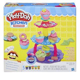 Đất nặn Play-Doh tháp bánh ngọt