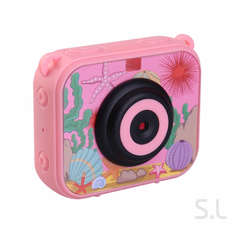 SL Children's camera1080P with photo frame function drop-proof Waterproof motion