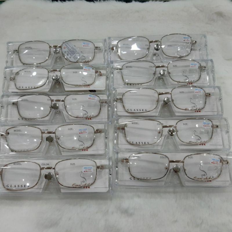 kính Viễn lắp sẵn ( mắt kính thủy tinh)