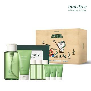 [Mã COSINNI5 giảm 10% đơn 350K] Bộ sản phẩm làm sạch da và dưỡng ẩm innisfree Green Tea Cleansing Water Set thumbnail