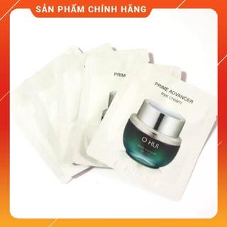 Gói kem mắt Ohui Prime Advancer Eye Cream giảm nhăn thâm và bọng mắt 1ml thumbnail