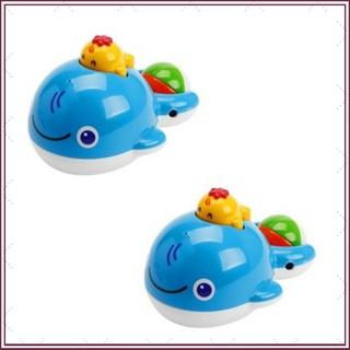 [SIÊU_ SALE] Đồ chơi tắm cá voi xanh dành cho bé