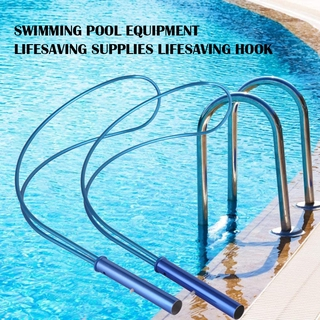 Water Emergency Life Saving Rope Cord Lifesaving Line Rescue Hook Lifeline Rope Swimming Supplies