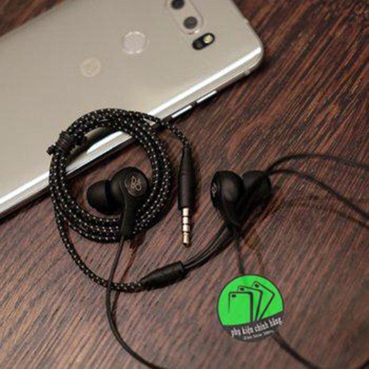 Tai nghe LG V30 B&O Play 2020,Hàng chính hãng-Tặng kèm hộp đựng