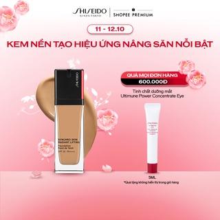 Phấn nền dạng lỏng Shiseido Synchro Skin Radiant Lifting Foundation 30ml
