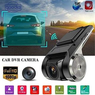 Camera Hành Trình Cho Xe Hơi 1080p Fhd Dvr 2mp Wifi Gps Adas G-Sensor