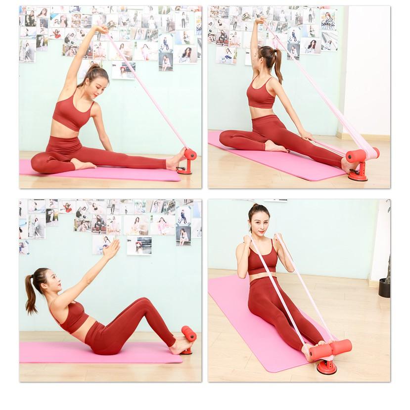 Dụng Cụ Gập Cơ Bụng Tại Nhà, Tập Yoga, Tập Gym Đa Năng