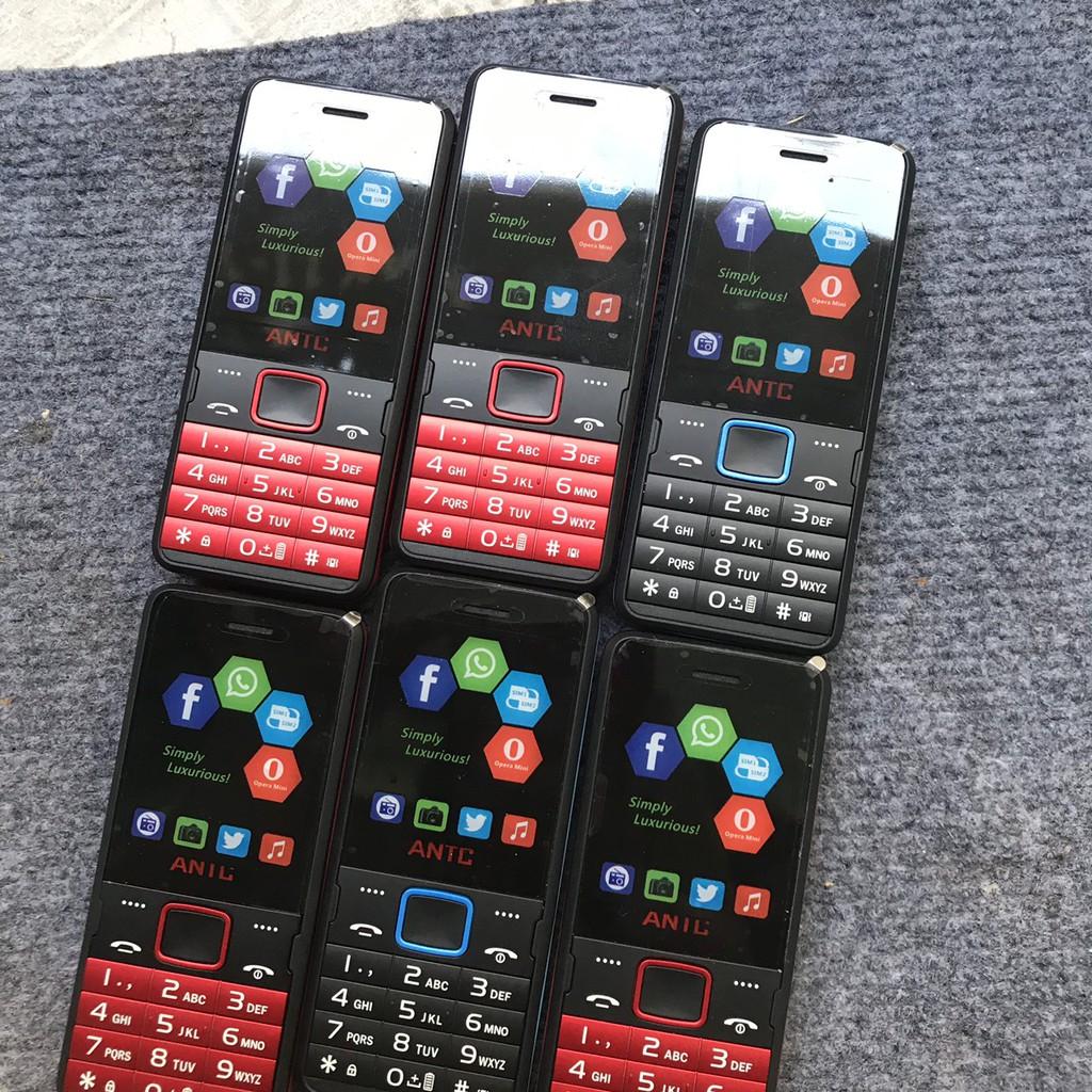 Điện thoại chống cháy 2 sim ANTC E1 Gồm Pin + Sạc Bảo 6Tháng