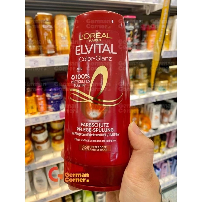 DẦU XẢ ELVITAL 200ml (Dream Length)
