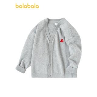 Áo len tay dài Balabala dành cho bé trai - 210332017020021 thumbnail
