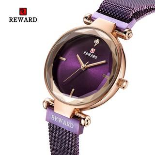 Đồng Hồ Nữ Reward KT63096A Chính Hãng 2019 NEW Bảo Hành 12 Tháng Top Brand Luxury Hàng Nhập HongKong I