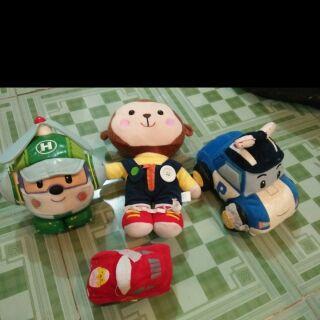 Sét đồ chơi của Lan Duyên