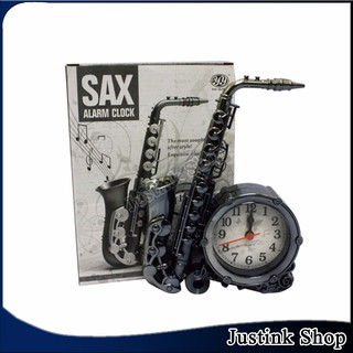 Đồng hồ cổ điển SAX ALARM CLOCK - JDHS-3568-DHCD