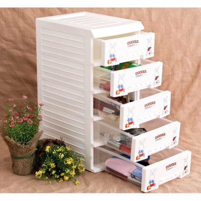 Tủ nhựa mini đa năng Song long DOREMI (tủ nhỏ không để được quần áo)