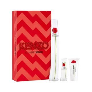 Set Nước Hoa Nữ Kenzo Flower By Kenzo EDP 3pcs ( EDP 100ml & EDP 15ml & Lotion Dưỡng Da 50ml ) - Scent of Perfumes thumbnail