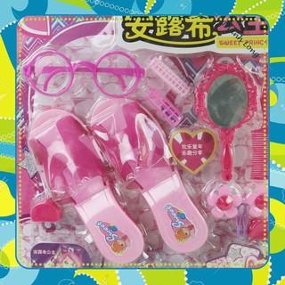 [BÃO GIẢM GIÁ] Bộ đồ chơi hóa trang thành công chúa cực xinh PCC- 16