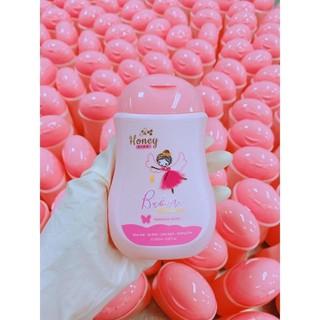 Dung dịch vệ sinh Honey pink - Bướm hồng xinh 200ml thumbnail