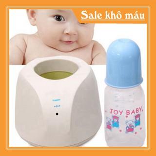 Máy hâm nóng , ủ sữa + Tặng bình sữa cho bé yêu (KM56) thumbnail