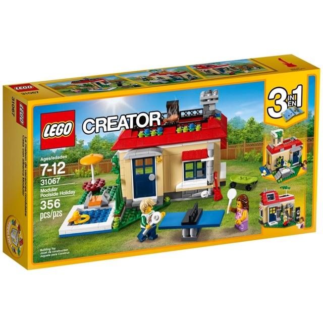 LEGO CREATOR 31067 – NGÔI NHÀ TRÒ CHƠI