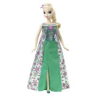 Búp bê Elsa – Frozen Fever Anna's Birthday có nhạc (NO BOX) – MH 2094