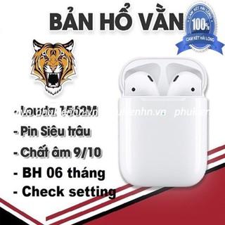 Tai Nghe Bluetooth HỔ VẰN CHIP 1562M PKH156, Tặng kèm Case , Âm thanh 9/10 , Pin siêu trâu