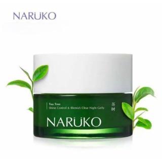 Mặt nạ ngủ tràm trà Naruko thumbnail