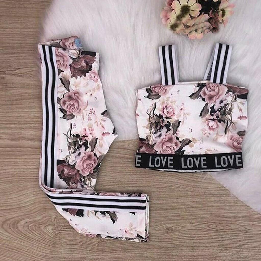 Set áo sát nách và quần dài họa tiết hoa xinh xắn dành cho bé gái - 22026700 , 2841980701 , 322_2841980701 , 177120 , Set-ao-sat-nach-va-quan-dai-hoa-tiet-hoa-xinh-xan-danh-cho-be-gai-322_2841980701 , shopee.vn , Set áo sát nách và quần dài họa tiết hoa xinh xắn dành cho bé gái