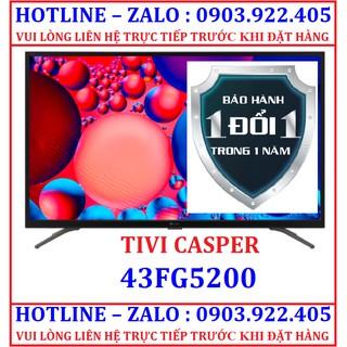 SMART TIVI 43 INCH VOICE SEARCH CASPER 43FG5200 HÀNG CHÍNH HÃNG