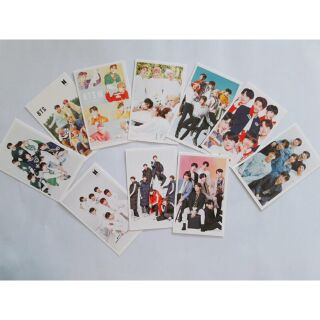 30 Hình BTS LOMO CARD
