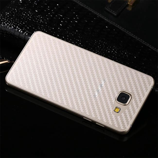 Combo 10 Miếng dán cacbon chống xước mặt lưng Samsung A7,A7 2016,A7 2017. ngoc anh mobile