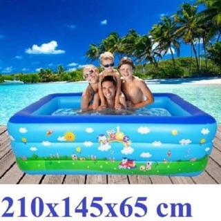 Bể Bơi – Phao Tắm 2,1m 3 tầng