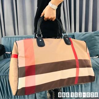 Túi du lịch nam quai da vải dù siêu bền, tiện lợi cho picnic, dã ngoại, đi chơi, dạo phố kích cỡ rộng 66163 thumbnail