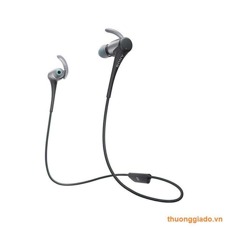 TAI NGHE BLUETOOTH SONY MDR-AS800BT BLUETOOTH® IN-EAR HEADPHONES,L55,XPERIA Z2,HONAMI
