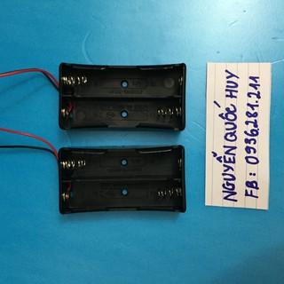 Đế 2 pin cell 18650