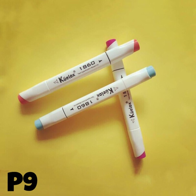 (P9)Bút marker KUELOX (Bán lẻ)
