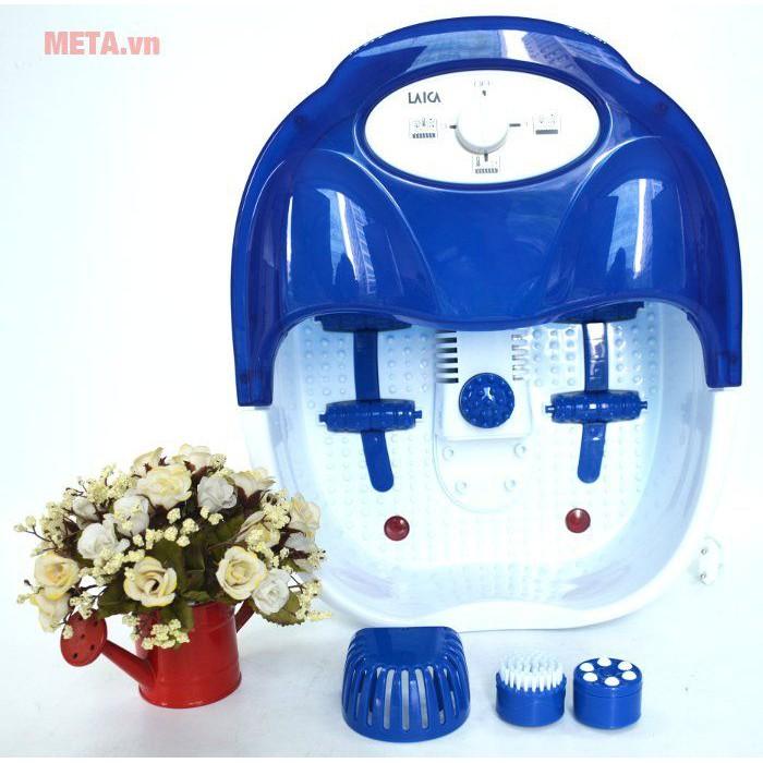 Bồn ngâm chân massage Laica PC1301 - 3518274 , 866323087 , 322_866323087 , 829000 , Bon-ngam-chan-massage-Laica-PC1301-322_866323087 , shopee.vn , Bồn ngâm chân massage Laica PC1301