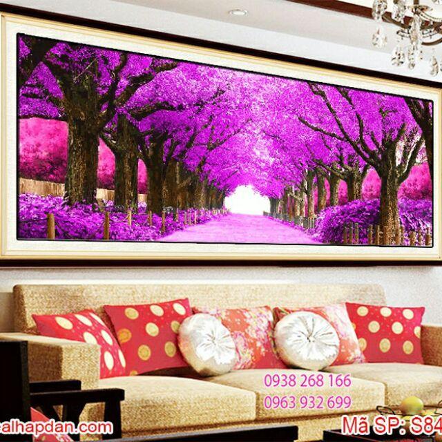 Tranh đính đá phong cảnh rừng cây màu tím 2mx75cn - 3484028 , 1047251646 , 322_1047251646 , 730000 , Tranh-dinh-da-phong-canh-rung-cay-mau-tim-2mx75cn-322_1047251646 , shopee.vn , Tranh đính đá phong cảnh rừng cây màu tím 2mx75cn